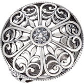 Filigree Design Ring