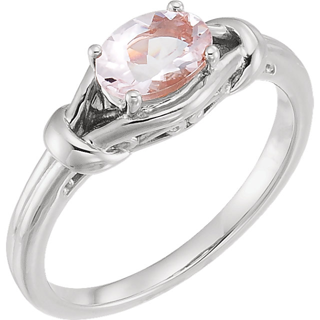 East West Wedding Ring for her