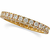 9/10 ct tw Diamond Eternity Band