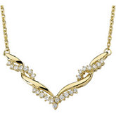 5/8 ct tw Diamond Necklace