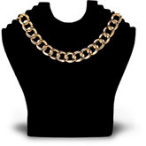 Black Velvet 6 Step Necklace Neckform Easel