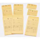 Triple Duty Repair Envelopes 6001-7000