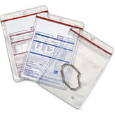 Zip Bag for Repair Forms
