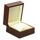 Amber Wood Watch/Bangle Box