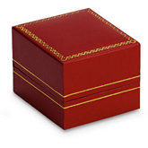 Classic Red Single Ring Box