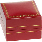 Classic Red Stud Earring Box