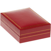 Classic Red Large Pendant Box