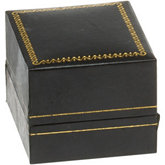 Classic Black Single Ring Box