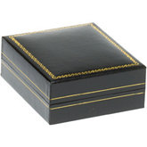 Classic Black Pendant or Earring Box
