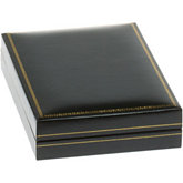 Classic Black Small Necklace Box