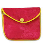 Medium Embroidered Jewelry Pouches