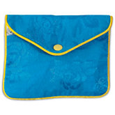 Large Embroidered Jewelry Pouches