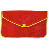 Extra Large Embroidered Jewelry Pouches