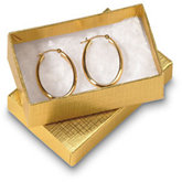 Gold Linen Cotton Filled Boxes #21