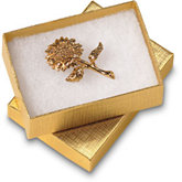 Gold Linen Cotton Filled Boxes #32