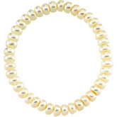 Panache™ Freshwater Cultured Pearl Stretch Bracelet