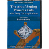 The Art of Setting Princess Cuts DVD