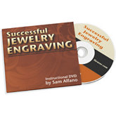 Successful Jewelry Engraving DVD