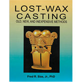 Lost Wax Casting Book