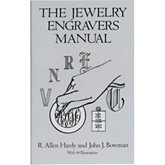 Jewelry Engravers Manual Book