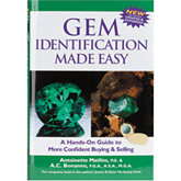 Gem Identification Made Easy Book