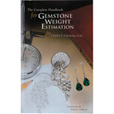 The Complete Handbook for Gemstone Weight Estimation