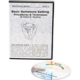 Basic Gemstone Setting DVD