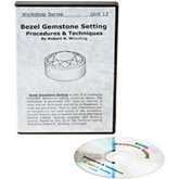 Bezel Gemstone Setting DVD