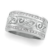 1 ct tw Diamond Anniversary Band