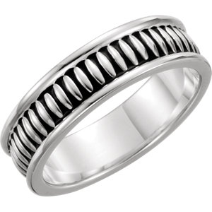 7mm Design Band