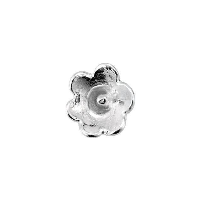Sterling Silver Pearl Dangle
