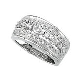 1/4 ct tw Diamond Band
