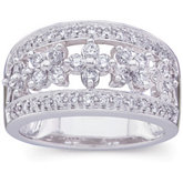 3/4 ct tw Diamond Band