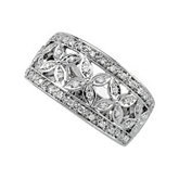 1/3 ct tw Diamond Band