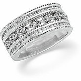 1/2 ct tw Diamond Anniversary Band
