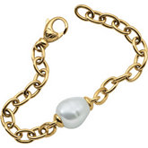South Sea Cultured Pearl Bracelet