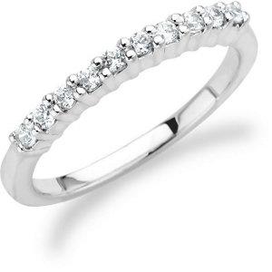 Diamond Engagement Ring, Base or Band