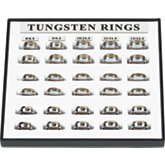 30 pc. Dura Tungsten® Wedding Band Selling System