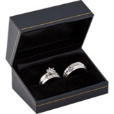 Complete Trio Wedding Set