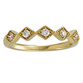 1/4 ct tw Diamond Anniversary Band