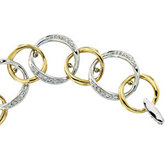 3/4 ct tw Diamond Bracelet