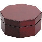 Octagon Mini Jewelry Box