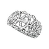 5/8 ct tw Diamond Band