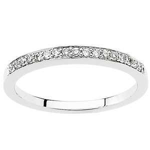 Engagement Ring or Matching Band