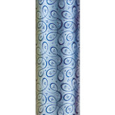 Royal Blue Masquerade Gift Wrap