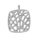 1 1/2 ct tw Diamond Pendant