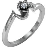 Ring with Accent