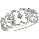1/3 ct tw Diamond Anniversary Band