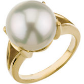 Ring Mounting for 12mm Pearl