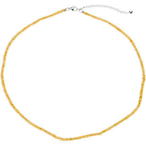 Genuine Citrine Strand, Necklace or Bracelet
